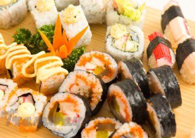 Assorted Sushi Rolls 2