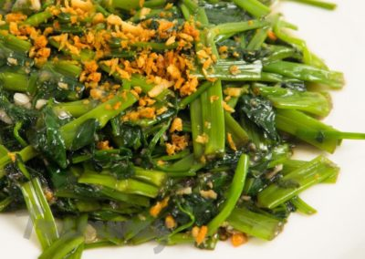Stir Fried Kangkong