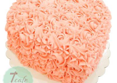 1 Layer Fondant Cake 16