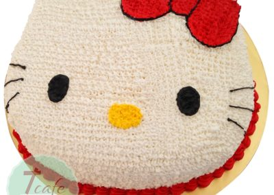 1 Layer Fondant Cake 17