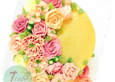 Buttercream Cake 3