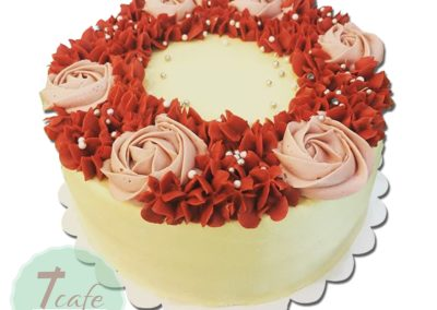 Buttercream Cake 5