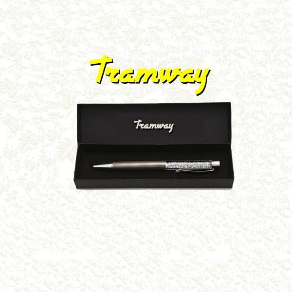 Tramway Graduates 2017 Free Limited Crystal Pen